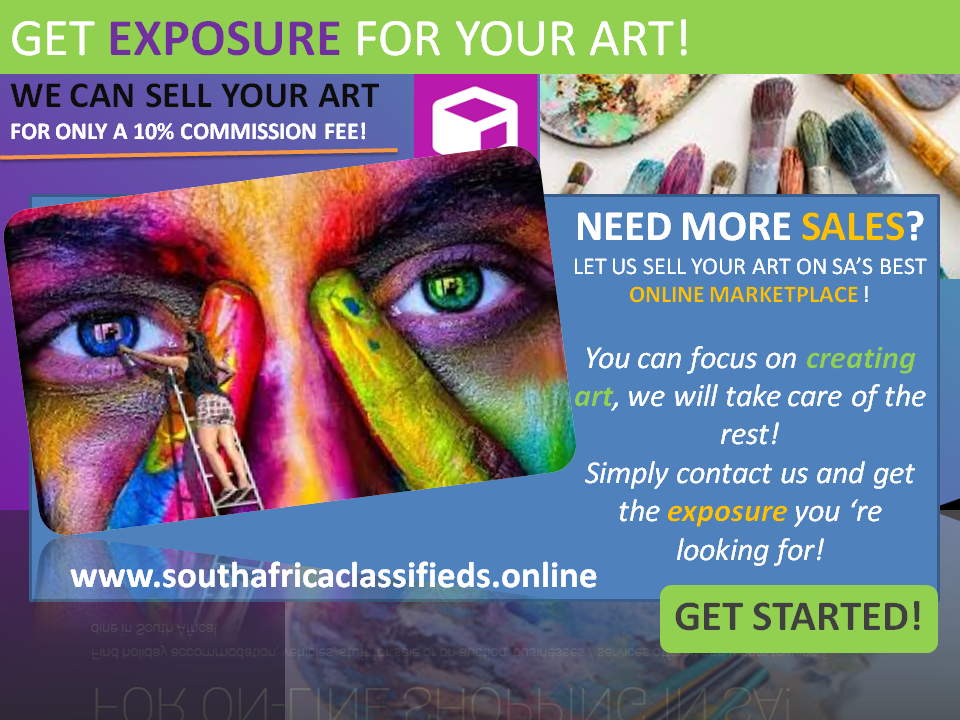 LET US SELL YOUR ART